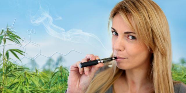 CBD vaporizace - maximalizujte bio dostupnost CBD