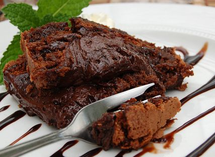 Coko Konopne Brownie