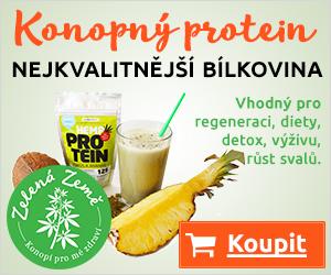 Konopný protein