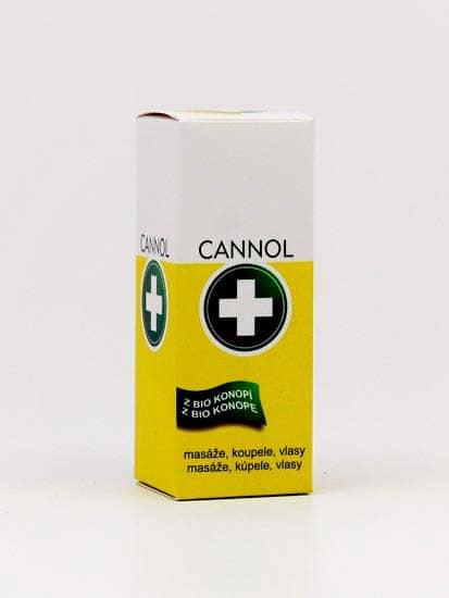 Annabis Konopný olej CANNOL 30 ml